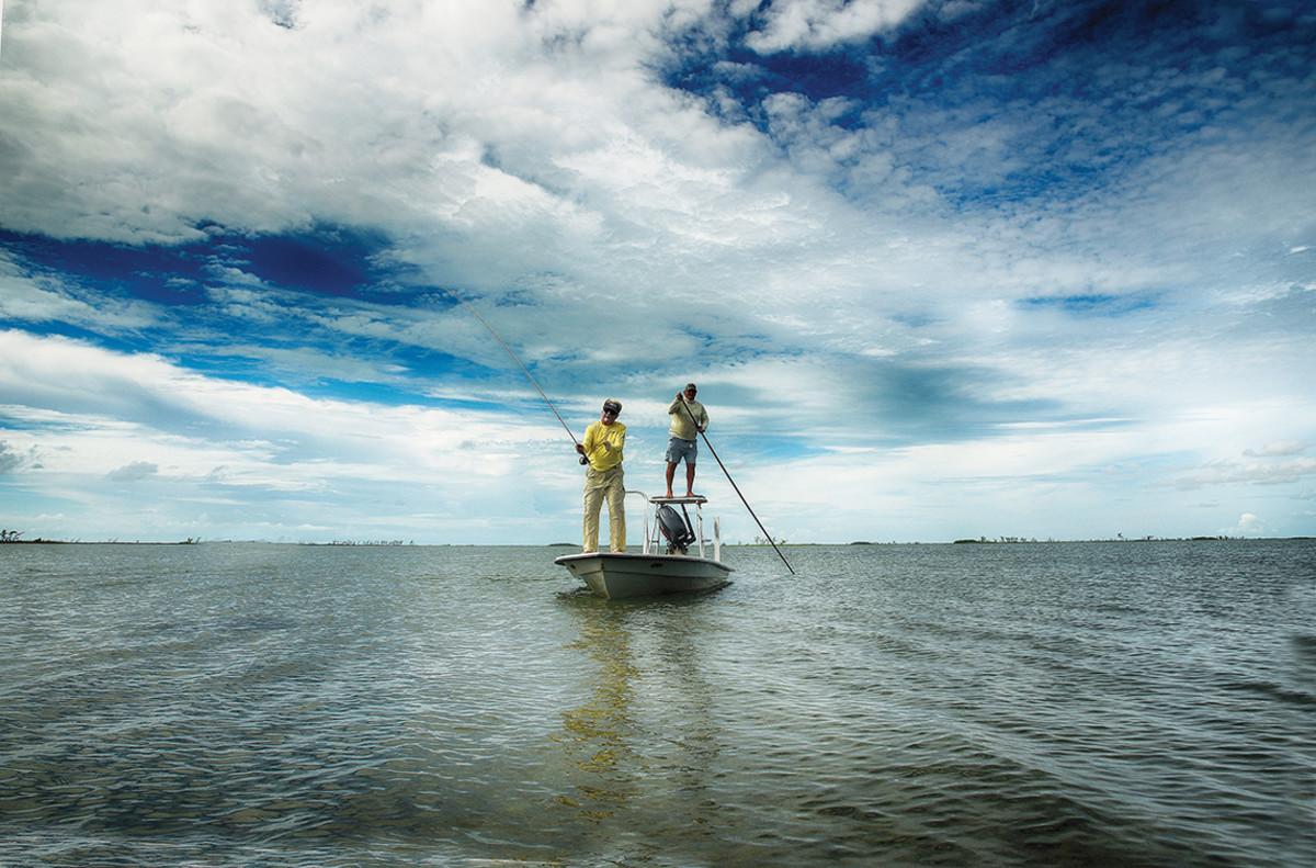 Bonefishing in the Keys
