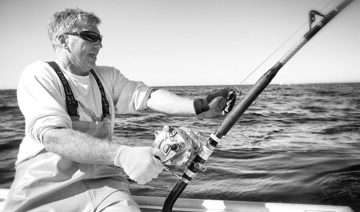 "Dave Laska describes chasing tuna off Prince Edward Island as ""the perfect fishing trip."""