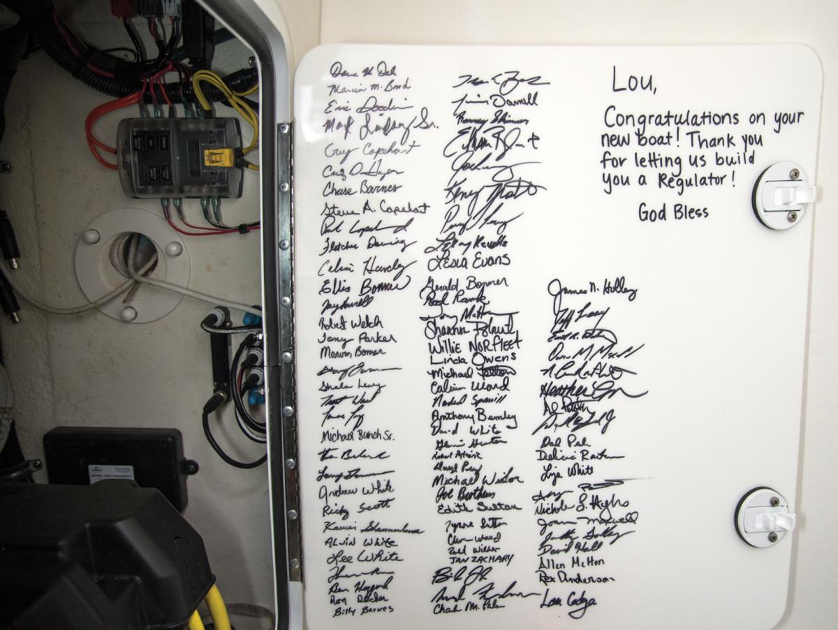 Builder signatures
