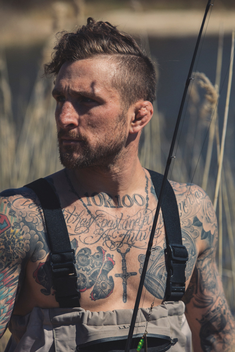 Gregor Gillespie is the best angler in the bruising world of mixed martial arts.