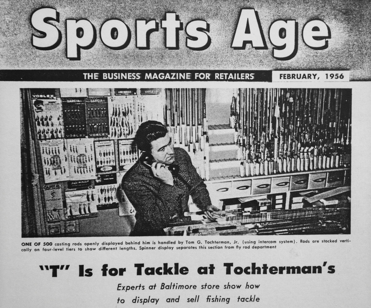 old-ad-Tochtermans Tackle Shop - © Jay Fleming40