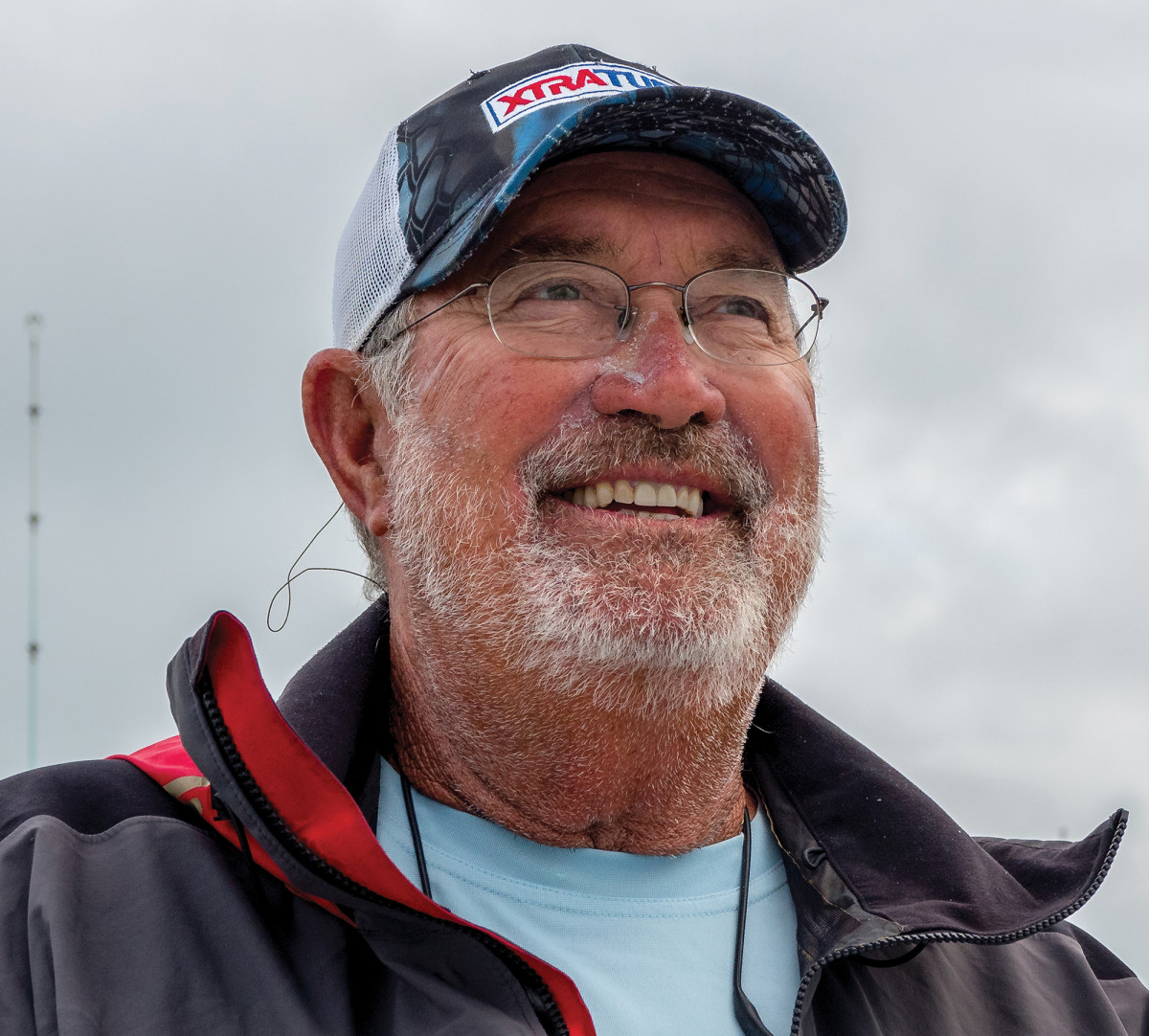 R.T. Trosset has been guiding light-tackle anglers out of Key West for more than 40 years.