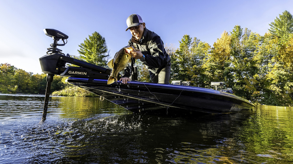 Garmin Force Trolling Motor