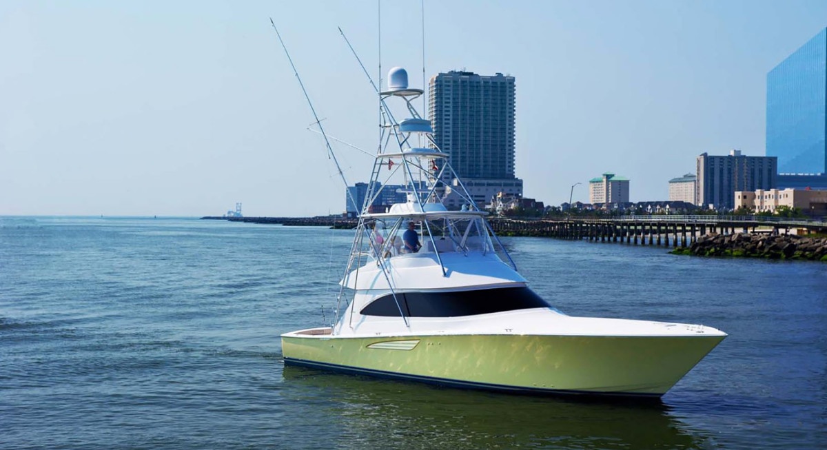 01-Viking Yachts For Sale In 2020