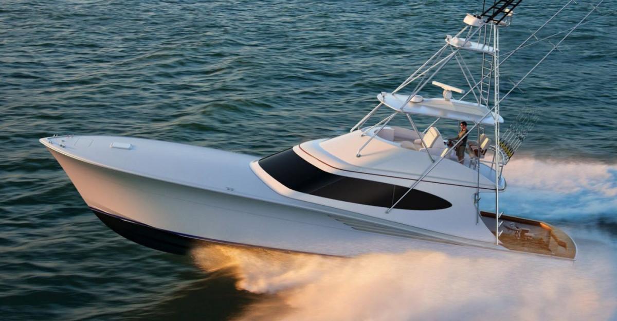 Hatteras GT65 Carolina Yacht