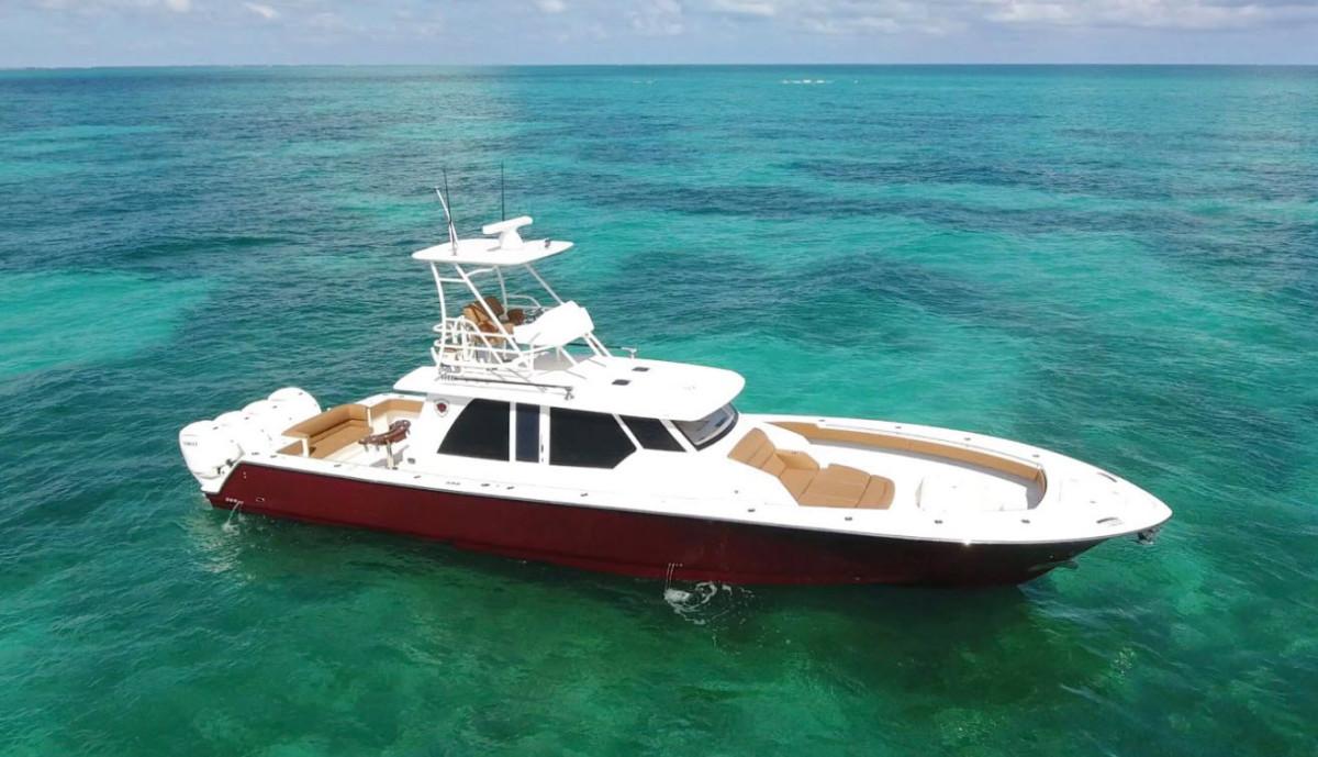 gulfstream yachts 52