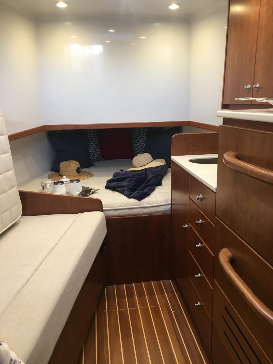Release 43 WAOB Forward Cabin