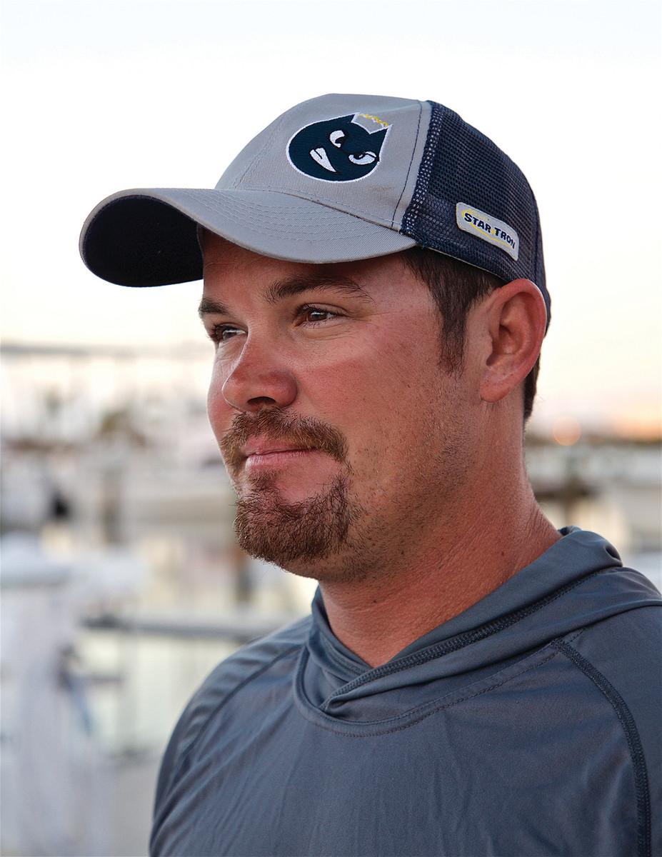 Capt. Chris Trosset
