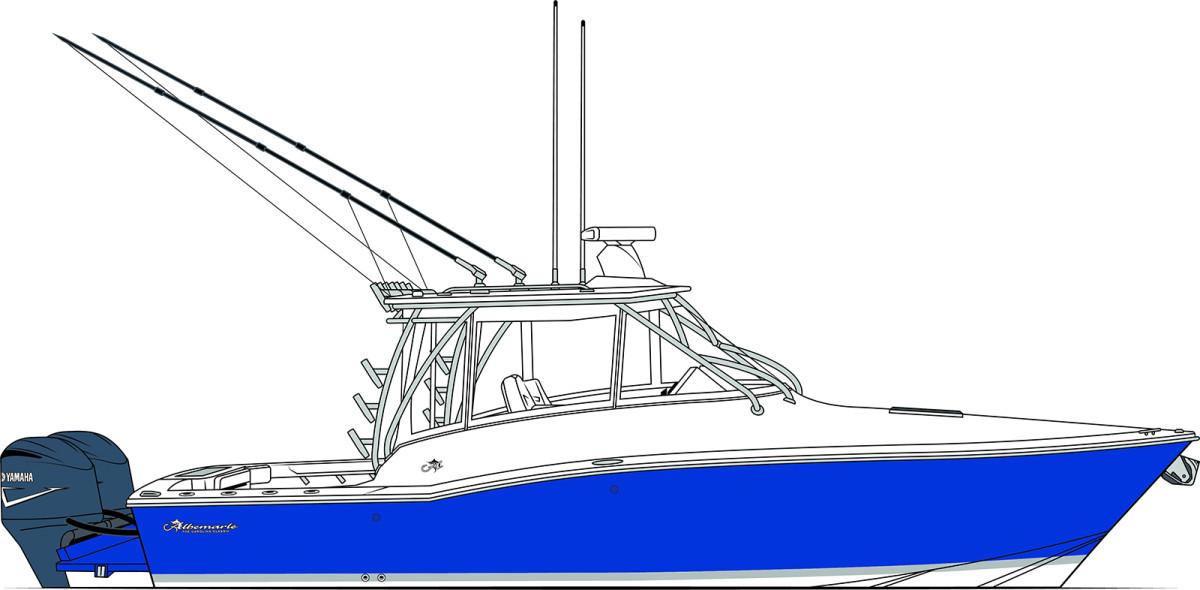 Albemarle 30 Express Profile (002)