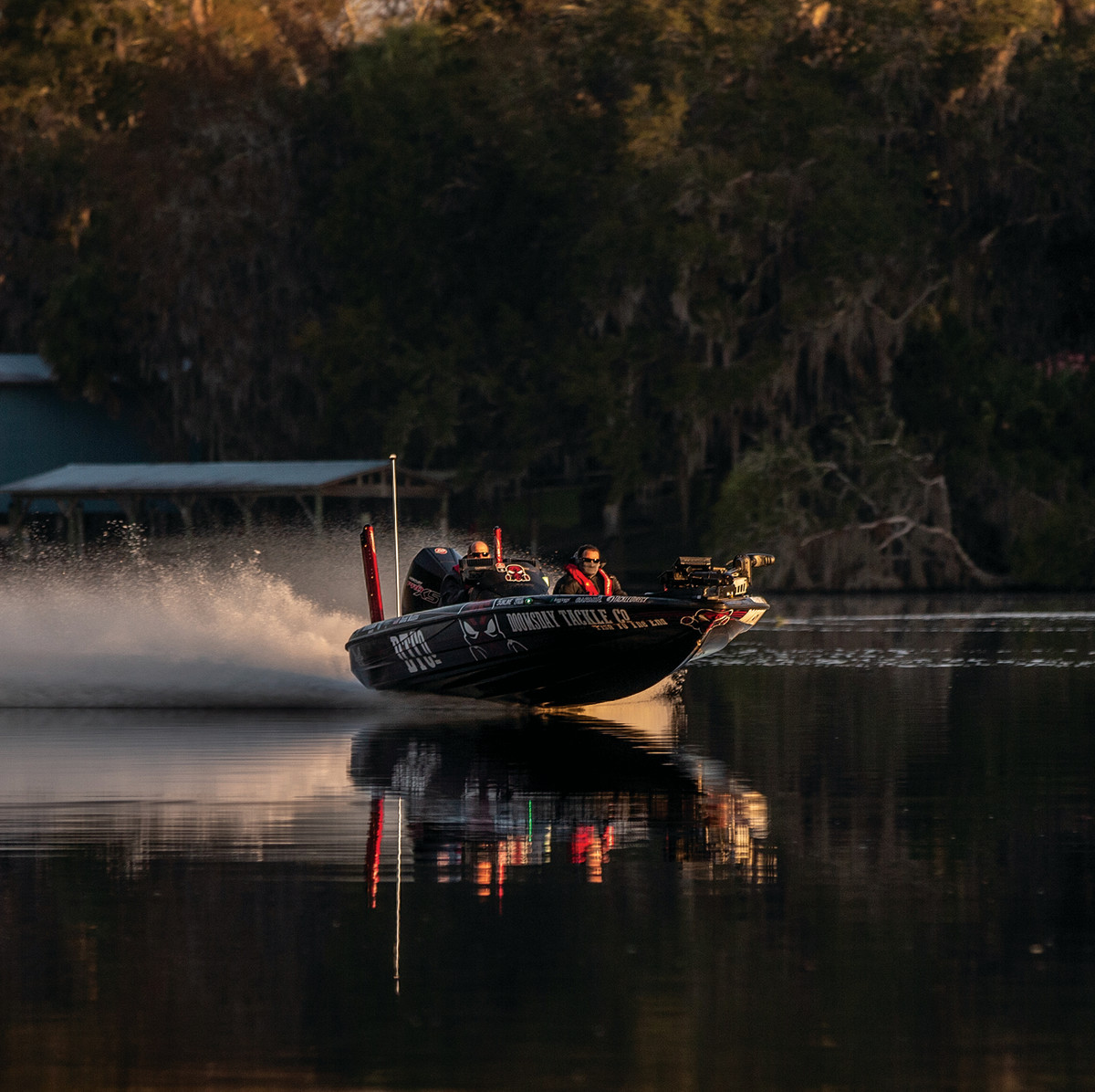Speed has always been a part of the game, with anglers racing to spots and eventually flying back to the ramp to avoid a late penalty.