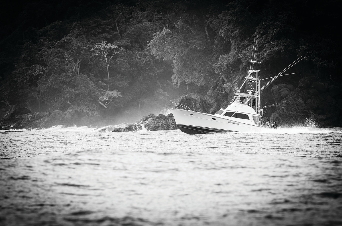 Picaflor's storied history includes many years of raising big fish off Panama.
