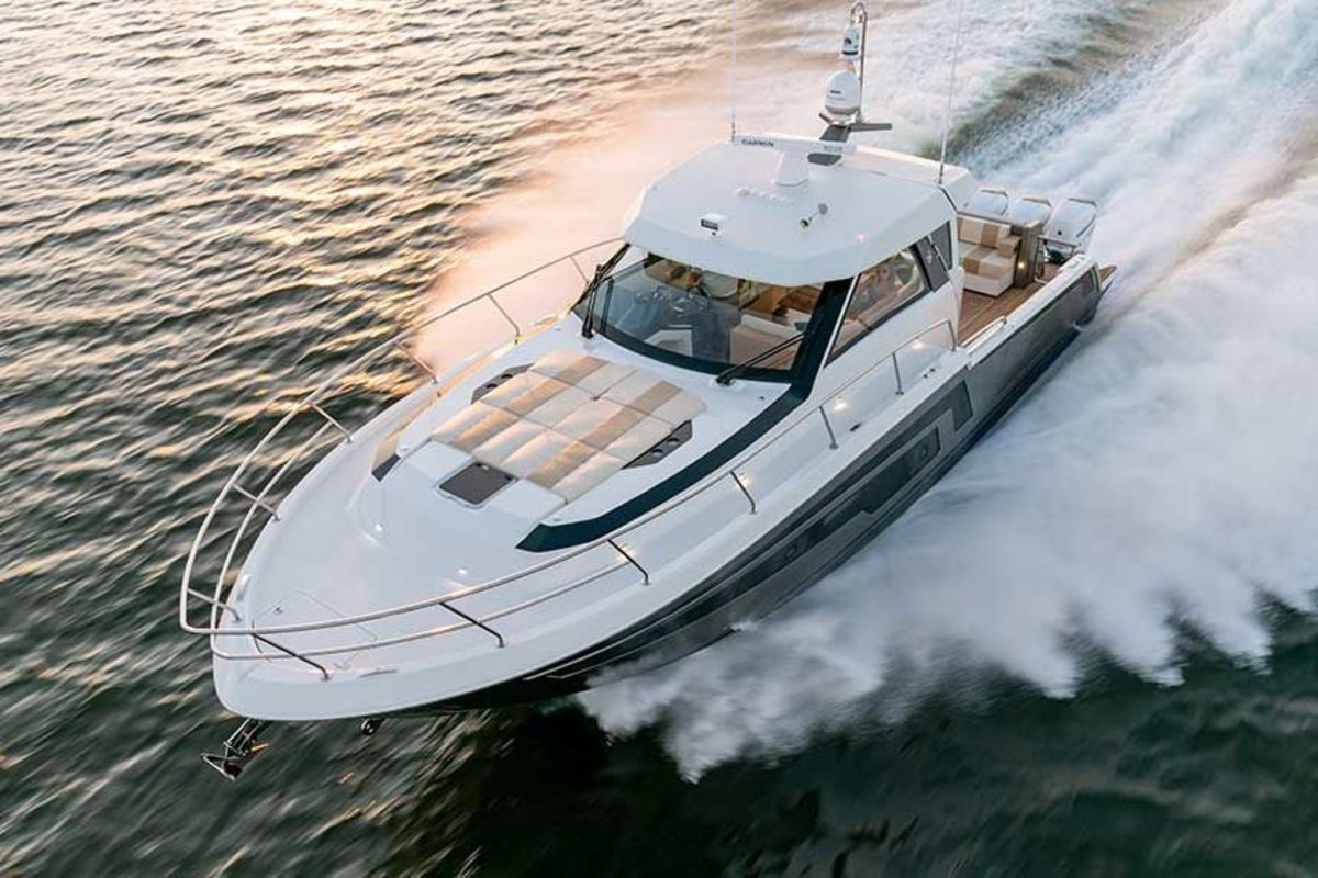 Ocean 45 coupe 1