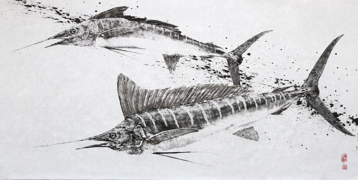 Dueling Marlin