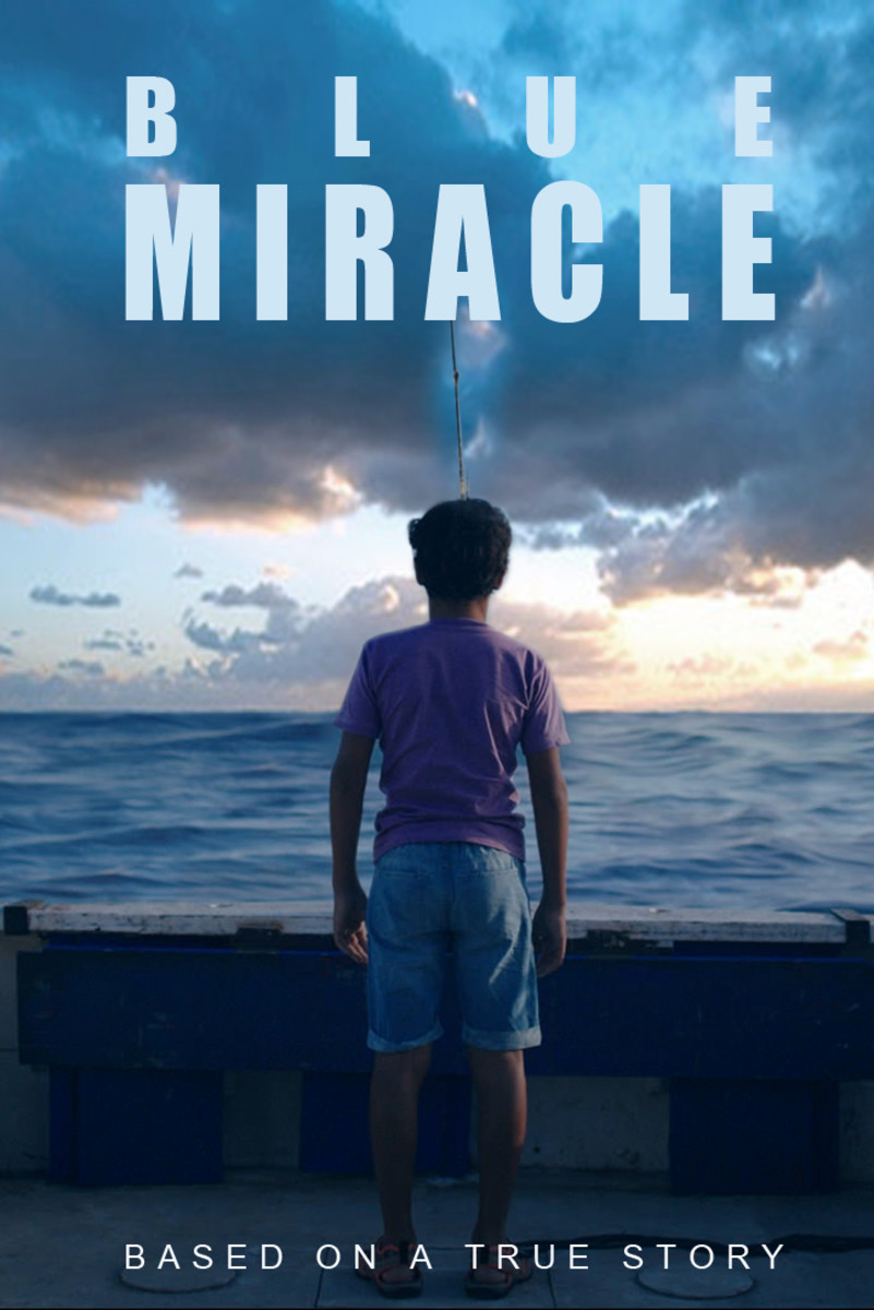 Netflix will start streaming Blue Miracle on May 27.