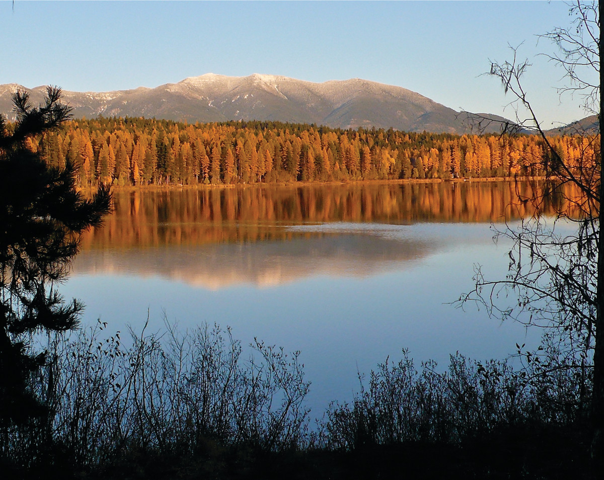 The Macleans have a family cabin on Seeley Lake that was built by the Rev. John Maclean, who introduced his sons Norman and Paul to fly-fishing.