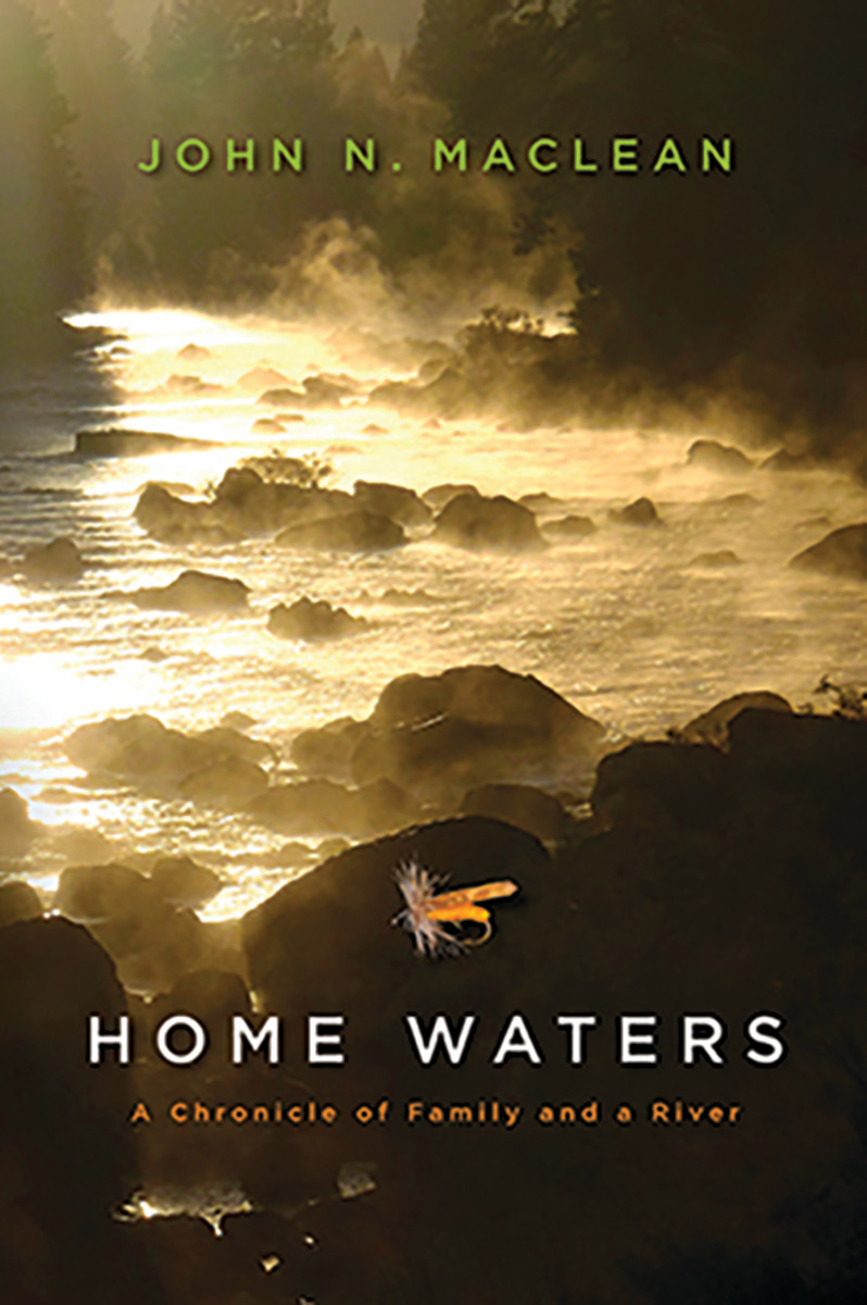 Custom House will publish Maclean's latest book, Home Waters, this summer.